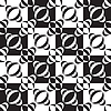 Vector clipart: seamless circles texture