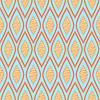 Vector clipart: stripy retro pattern