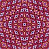 Vector clipart: triangular geometric pattern
