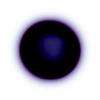 Векторный клипарт: ярко-синий шар