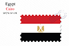 Векторный клипарт: Египет печать дизайн