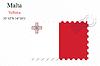 Векторный клипарт: Мальта печать дизайн