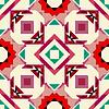Векторный клипарт: бесшовных текстур 90