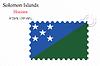 Векторный клипарт: Соломоновы Острова дизайн