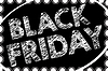 Vector clipart: black friday stamp