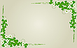 Vector clipart: St. Patrick's Day postcard
