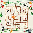 Komplizierts Labyrinth