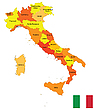Provincies of Italy
