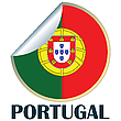 Vector clipart: Portugal Sticker