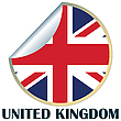 Photo 300 DPI: United Kingdom Sticker