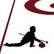 ID 3002415 | Curling-Spieler | Illustration mit hoher Auflösung | CLIPARTO