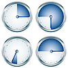 Vector clipart: Timers
