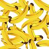 Vector clipart: bananas
