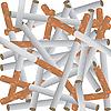 Vector clipart: cigarettes