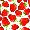 Strawberries | Stock Vector Graphics