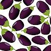 Vector clipart: eggplant