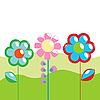 ID 3018076 | Frühling Grußkarte | Stock Vektorgrafik | CLIPARTO