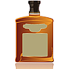 Vector clipart: Whiskey