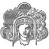Vector clipart: Aztec vignette