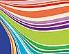 Vector clipart: retro stripes