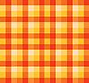 橙色野餐背景 | 光栅插图