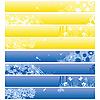 Web banners, headers | Stock Vector Graphics