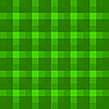 Vector clipart: Green mosaic