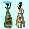 Traditional african | Stock Illustration