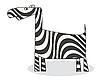 Vector clipart: zebra