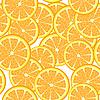 бесшовные апельсины