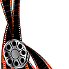 Vector clipart: cinema