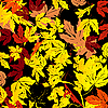 Vector clipart: Background for Autumn