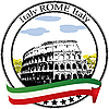 Vector clipart: Rome stamp
