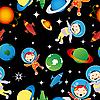 astrounauts pattern