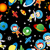 Kinder-Astronauten