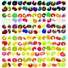 Vector clipart: Color pallettes