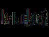 Vector clipart: Cityscape