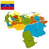 states of Venezuela