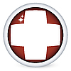 ID 3134684 | Swizerland标志按钮 | 向量插图 | CLIPARTO