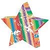 Векторный клипарт: Винтаж звезды