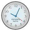 Векторный клипарт: Настенные часы