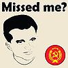 Векторный клипарт: Чаушеску