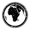 Векторный клипарт: Земной шар печать
