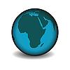 Векторный клипарт: Земля миру