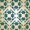 Vector clipart: Damask background