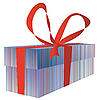 Vector clipart: Giftbox for you