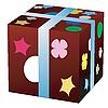 Vector clipart: giftbox