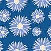 Vector clipart: Moon flowers