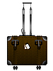 Vector clipart: Luggage graphic
