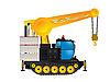 Vector clipart: Big crane